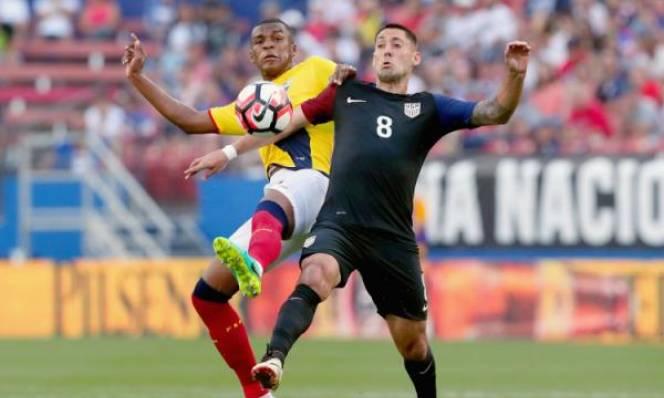 Mỹ vs Ecuador, 08h30 ngày 17/06