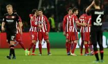 4 điểm nhấn sau khi Atletico đánh sập pháo đài BayArena
