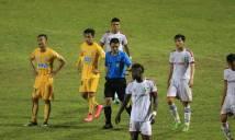 Trọng tài V-League 2016 yếu kém hay 'có vấn đề'?
