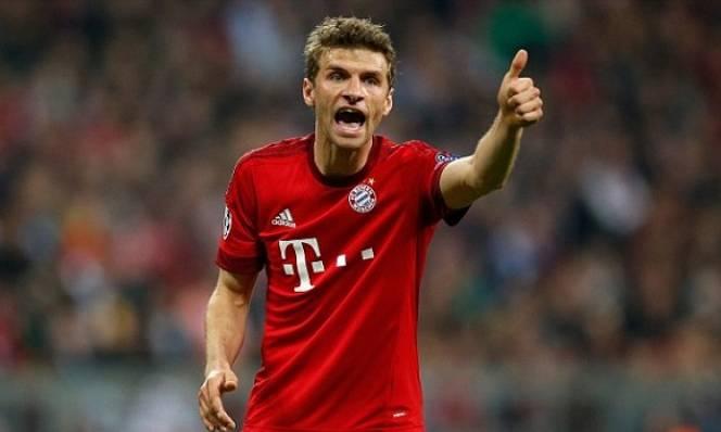 Bayern từ chối bán Muller cho MU: Tiền không phải là tất cả!