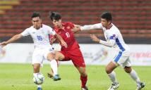 Kết quả U22 Việt Nam vs U22 Philippines, (FT: 4-0): Thắng nhàn chờ đấu Indo