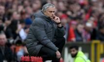 HLV Mourinho xác định 2 trận đấu sống còn của MU