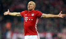 Robben CHÍNH THỨC nói về việc chê Ancelotti huấn luyện kém