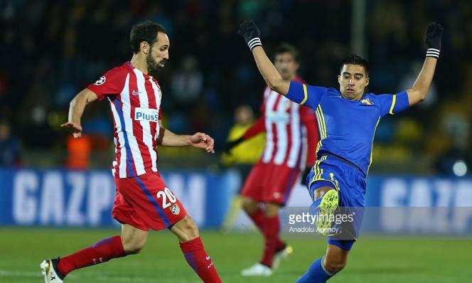 Atletico Madrid vs Rostov, 02h45 ngày 02/11: Cứ tận hưởng đi