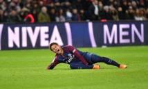 Thông tin mới nhất về chấn thương của Neymar