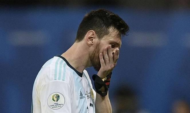 Copa America 2019: Hàng công thi đấu mờ nhạt, Argentina phải trả giá đắt