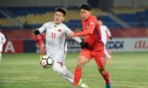 Xếp sau Việt Nam, Hàn Quốc quyết nâng tầm ĐT U23