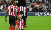 Everton từ thiện 200.000 bảng giúp CĐV Sunderland trị ung thư