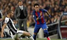 'Có đá cả ngày, Barca cũng không thể chọc thủng lưới Juve'