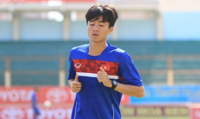 Thanh Hậu chính thức nằm trong danh sách đá World Cup của U20 Việt Nam