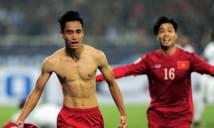 Minh Tuấn chia sẻ về bàn thắng vào lưới Indonesia