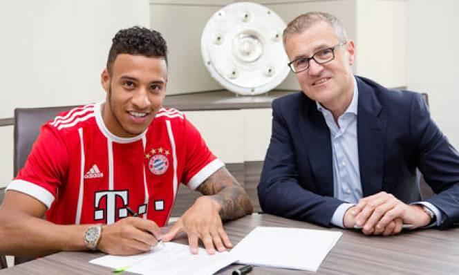 Corentin Tolisso sẵn sàng gặt hái danh hiệu cùng Bayern