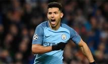 Aguero bày tỏ ý định muốn rời Man City