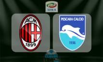 AC Milan vs Pescara, 21h00 ngày 30/10: Nối lại mạch thắng