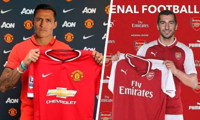 Tin chuyển nhượng Anh 18/1: Vụ Sanchez coi như xong; Arsenal sắp chốt Aubameyang