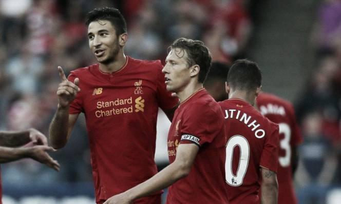 Klopp có chiến thắng thứ tư liên tiếp cùng Liverpool
