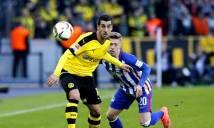 Cúp QG Đức: Hy vọng cuối của Dortmund