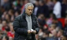Mourinho: 'MU đá như giao hữu'