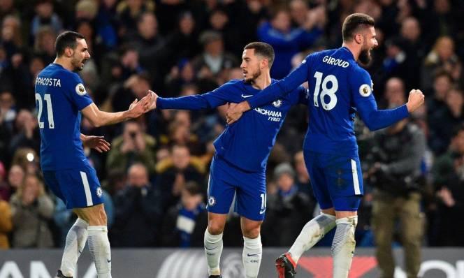 Hazard đóng góp như thế nào cho Chelsea trong năm 2018?