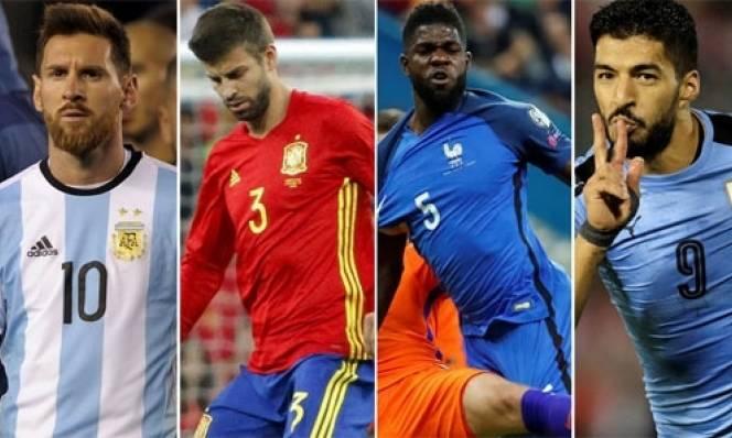 Barca thiệt hại nhiều nhất vì 'virus FIFA'