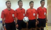 Trọng tài người Thái Lan sẽ điều hành trận đấu Việt Nam gặp Campuchia tại Mỹ Đình