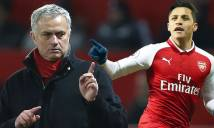 Mourinho bật mí vì sao MU chiêu mộ Alexis Sanchez