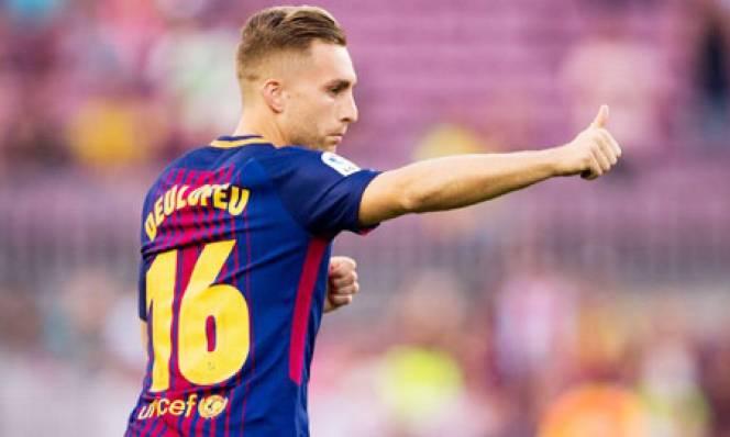 Barca: Neymar ra đi, cờ đến tay Deulofeu