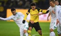 Hòa thất vọng trước Bremen, Dortmund dâng cúp cho Bayern