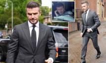 Beckham bị tước bằng lái 6 tháng, Ronaldo trở thành nhà văn