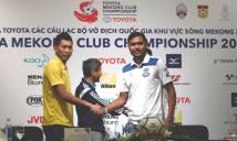 Quyết giữ thể diện cho bóng đá Việt Nam, HLV Khánh Hoà tuyên bố đanh thép