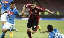Trước vòng 21 Serie A: Thời cơ cho Rossoneri