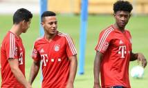 1 ngày trước siêu cúp Đức 2017: Siêu Cúp hụt sao