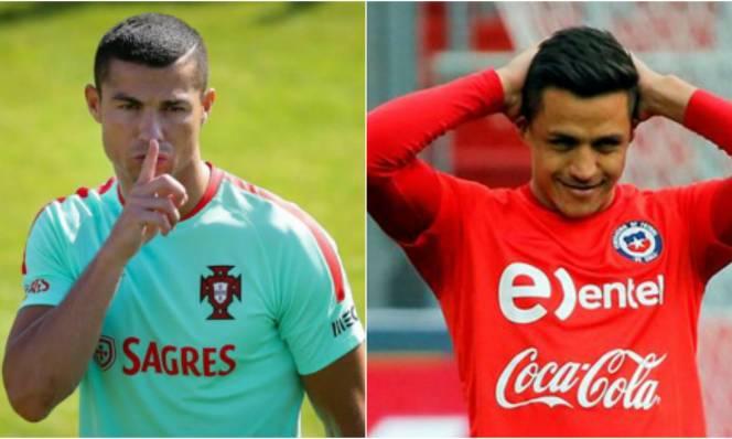 Điểm tin tối 18/06: Mexico không sợ Ronaldo, Chile nhận tin buồn trận mở màn Confed Cup