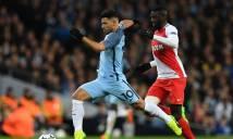 El Kun giúp Man City cán mốc đáng nhớ tại Cúp Châu Âu