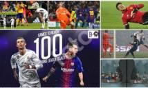 5 điểm nhấn vòng 16 đội Champions League: Messi, CR7 vẫn thống trị, ngựa ô bật bãi