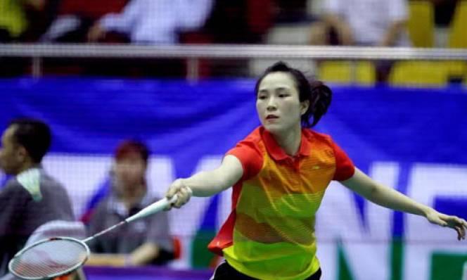 Vũ Thị Trang dừng bước ở nội dung đơn nữ giải Canada mở rộng
