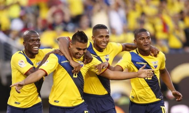 Ecuador đè bẹp Haiti, giành vé đầu tiên bảng D vào tứ kết Copa America