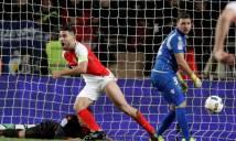 Hàng thải MU lập cú đúp, Monaco đè bẹp Nice độc chiếm ngôi đầu Ligue 1