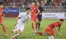 Gặp khó, nhưng Việt Nam vẫn sáng cửa hơn Malaysia và Thái Lan ở giải U23 Châu Á 2018
