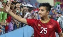 Cảm xúc dâng trào của Martin Lò sau lần đầu tiên được khoác áo U23 Việt Nam
