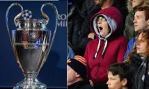 Champions League 2016/17: Sau vòng bảng là một chuỗi thở dài!