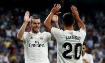 Gareth Bale nổ súng, Real Madrid thắng nhẹ ngày đầu ra quân