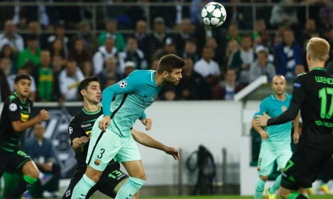 Barcelona vs Borussia M'gladbach, 02h45 ngày 07/12: Niềm vui trở lại