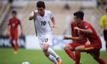 U16 Việt Nam mất vé dự World Cup vì.. nghi án thức ăn