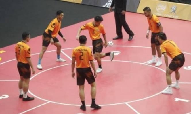 SEA Games 29: Lạ lùng Malaysia giành HCV môn thi chỉ có...3 đội chơi
