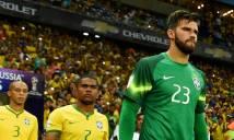 Với Brazil, trung phong đã có nhưng lại khó thủ môn..