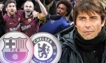 Conte và Ernesto Valverde nói gì sau trận hòa trên sân Stamford Bridge?