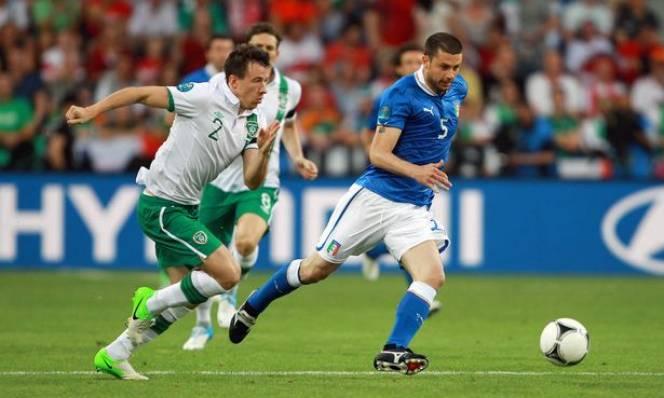 Italia vs CH Ireland, 02h00 ngày 23/6