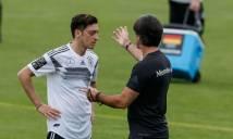 Ozil chấn thương, Sane lại nhen nhóm hy vọng dự World Cup cùng ĐT Đức