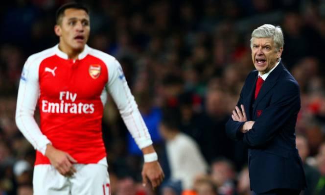 CHOÁNG với lý do Wenger cất Sanchez dự bị trước Chelsea